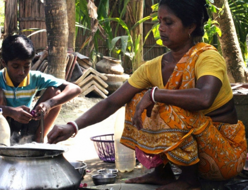 Fight starvation in West Bengal